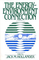 The Energy Environment Connection Book