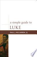 A Simple Guide To Luke Book PDF