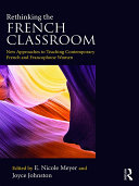 Pdf Rethinking the French Classroom Telecharger