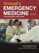 Tintinalli s Emergency Medicine  A Comprehensive Study Guide  Seventh Edition