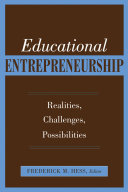 Educational Entrepreneurship