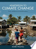 Adaptation to Climate Change Book