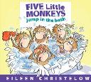 Five Little Monkeys Jump in the Bath Book PDF