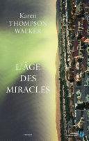 Pdf L'Age des miracles