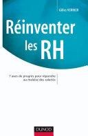 Pdf Réinventer les RH Telecharger