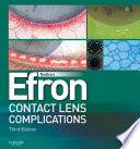Contact Lens Complications E Book Book