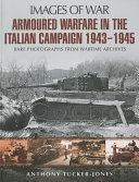 Armoured Warfare in the Italian Campaign 1943 1945