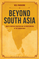 Beyond South Asia ebook