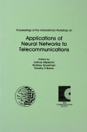Pdf Proceedings of the International Workshop on Applications of Neural Networks to Telecommunications