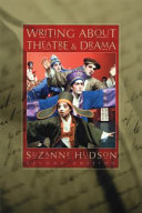 Writing about Theatre and Drama Book