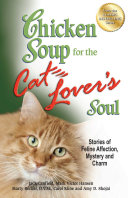Pdf Chicken Soup for the Cat Lover's Soul