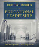 Critical Issues In Educational Leadership