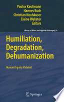 Humiliation  Degradation  Dehumanization