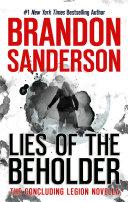 Legion: Lies of the Beholder Pdf/ePub eBook