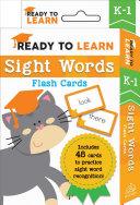 K1 Sight Words