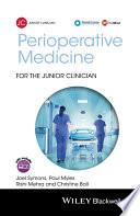 Perioperative Medicine for the Junior Clinician Book