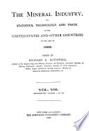 The Mineral Industry, Its Statistics, Technology, and Trade ...