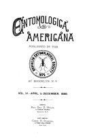 Entomologica Americana