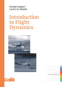 Introduction To Flight Dynamics Book PDF