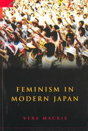 Feminism in Modern Japan: Citizenship, Embodiment and Sexuality