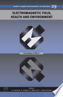 Electromagnetic Field Health And Environment Book PDF