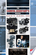 """The Camera Assistant's Manual"" by David E. Elkins, SOC"