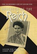 Daughter of the Reich [Pdf/ePub] eBook