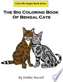 The Big Coloring Book of Bengal Cats