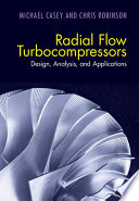 Radial Flow Turbocompressors
