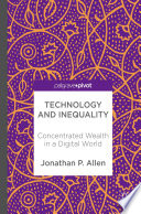 Technology and Inequality Book