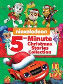 Nickelodeon 5 Minute Christmas Stories  Nickelodeon