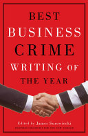 Best Business Crime Writing of the Year Pdf/ePub eBook