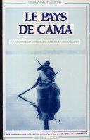 Pdf Le pays de Cama Telecharger