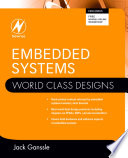 Embedded Systems  World Class Designs