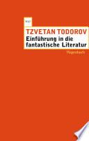 Einführung in die fantastische Literatur
