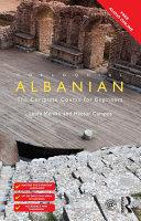 Colloquial Albanian