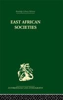 Pdf East African Societies