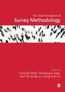 The SAGE Handbook of Survey Methodology