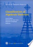 Classification Of Algebraic Varieties