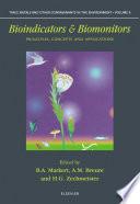 Bioindicators & Biomonitors