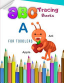 ABC Tracing Books For Toddlers