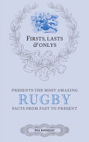 Firsts  Lasts   Onlys