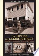 The House on Lemon Street Book