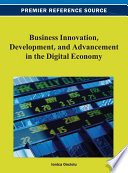 Business Innovation  Development  and Advancement in the Digital Economy