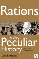 Rations  A Very Peculiar History