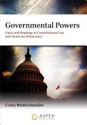 Governmental Powers