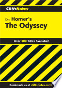 CliffsNotes on Homer s The Odyssey