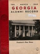 Georgia Alumni Record