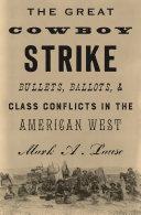 The Great Cowboy Strike Pdf/ePub eBook