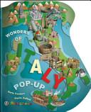 Wonders of Italy. Libro Pop-up